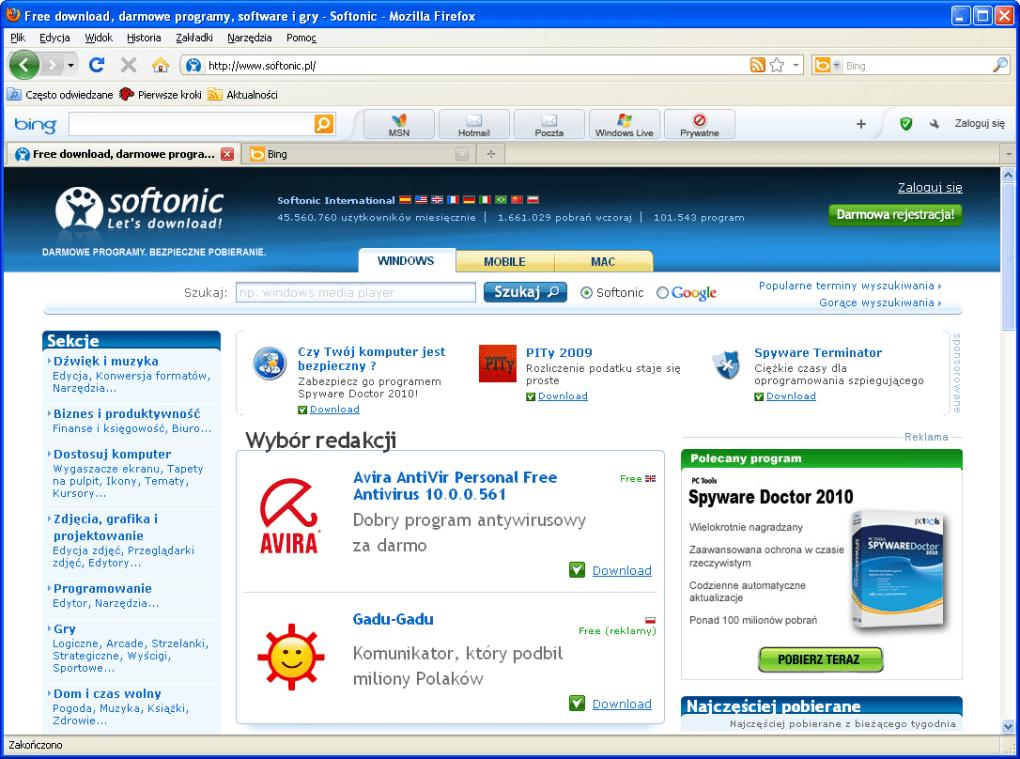 Bing Bar - Download