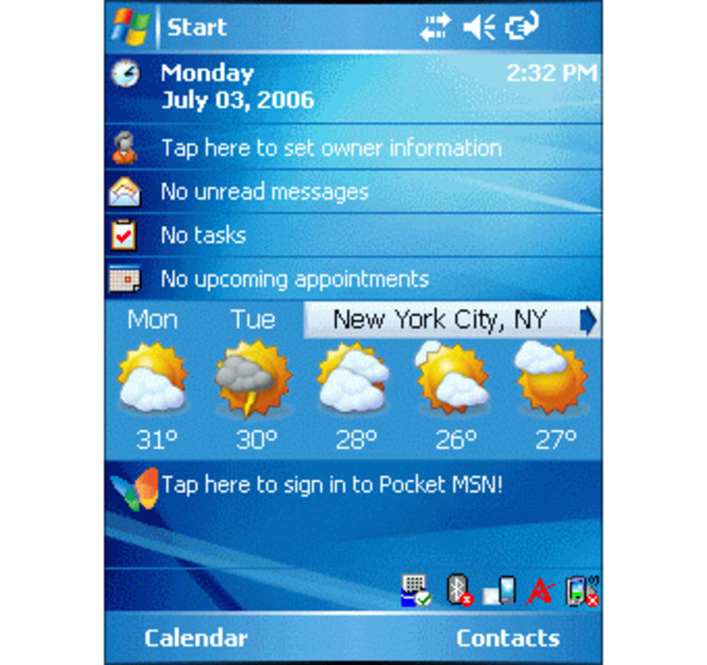 wetter für pc windows 7