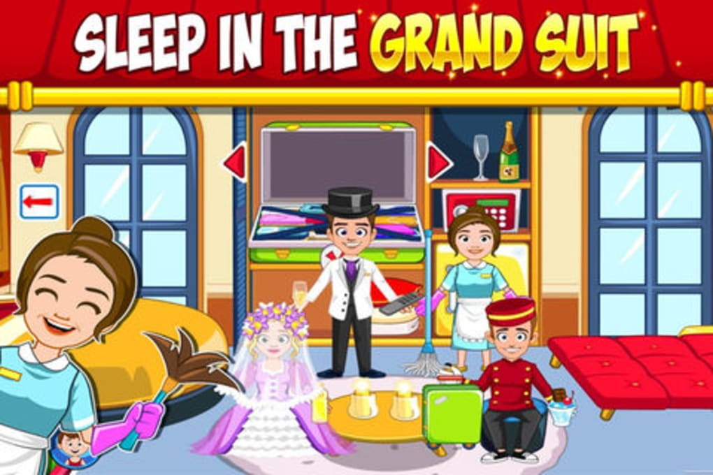 My Town Hotel For Iphone Download