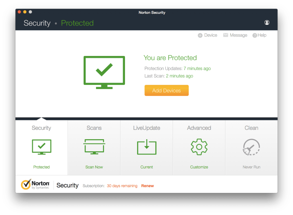 Norton Security Deluxe for Mac - Download
