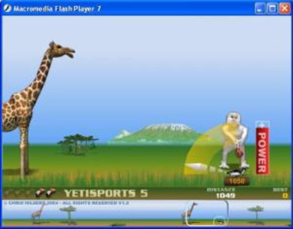 Yetisports 6