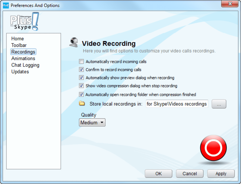 Messenger Plus! for Skype - Download