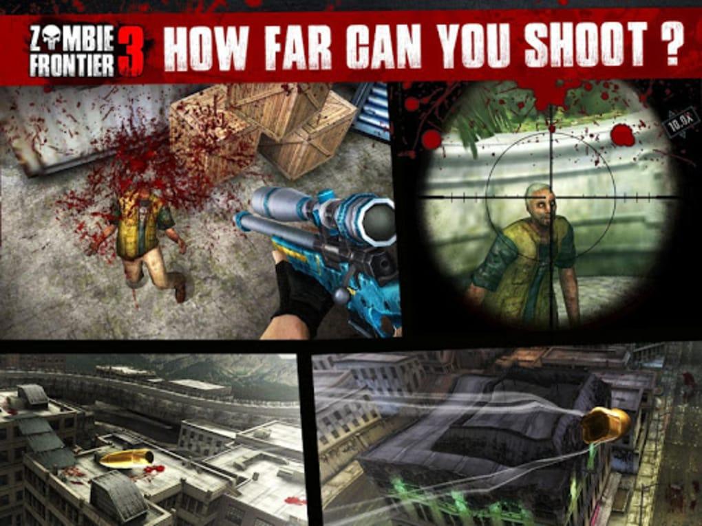 Zombie Frontier 3 Para Android Descargar
