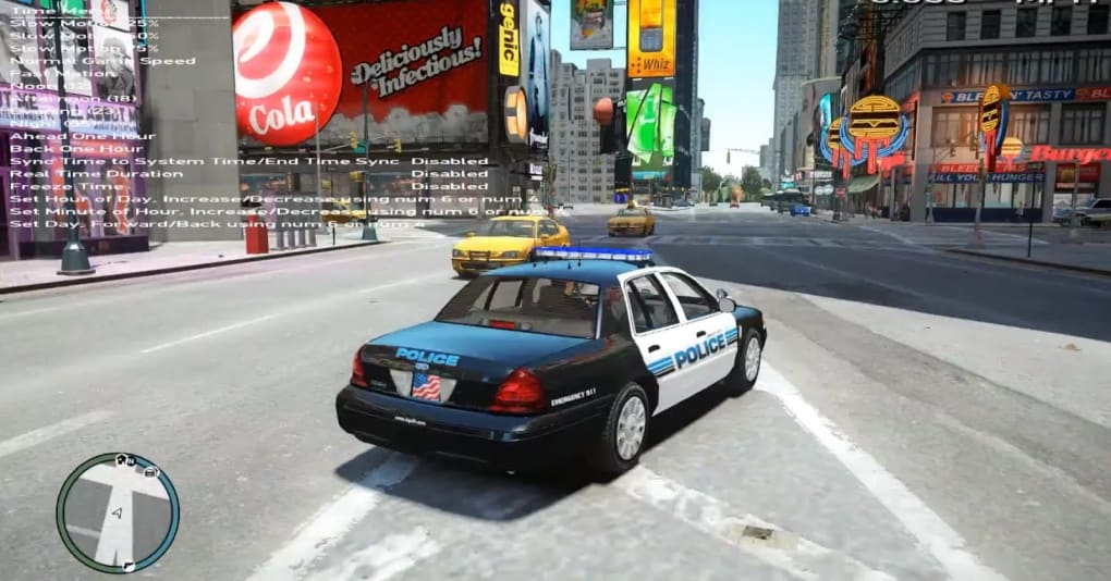 GTAIV Patch - Download