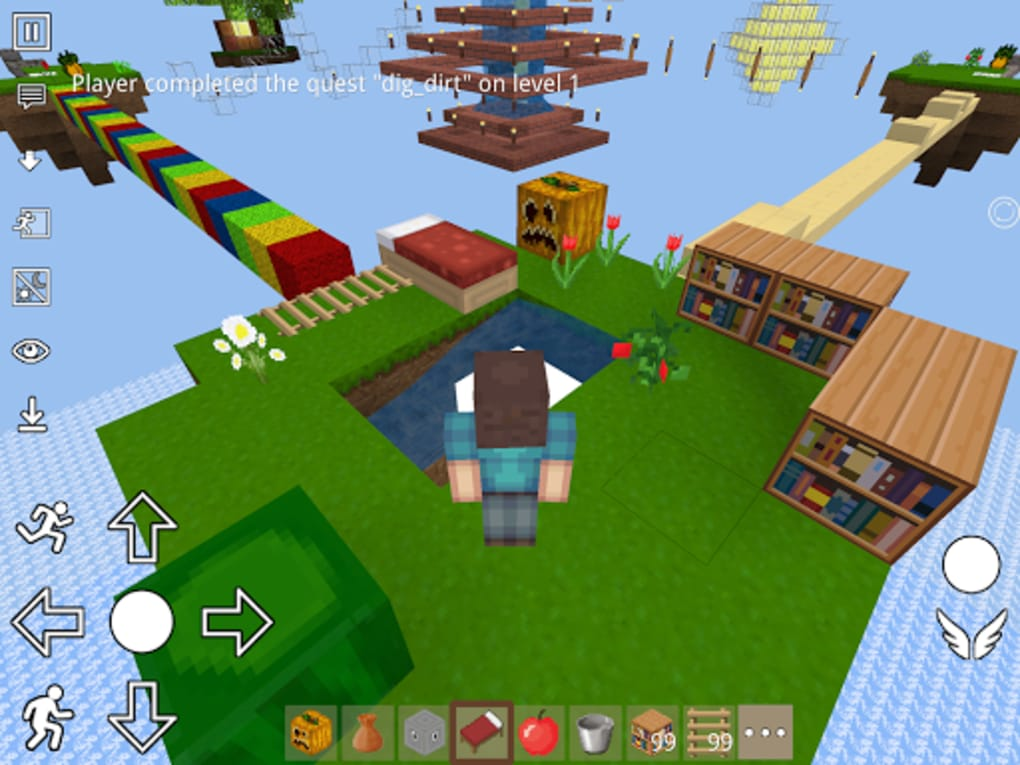 SkyBlock - Craft your island for Android - Download
