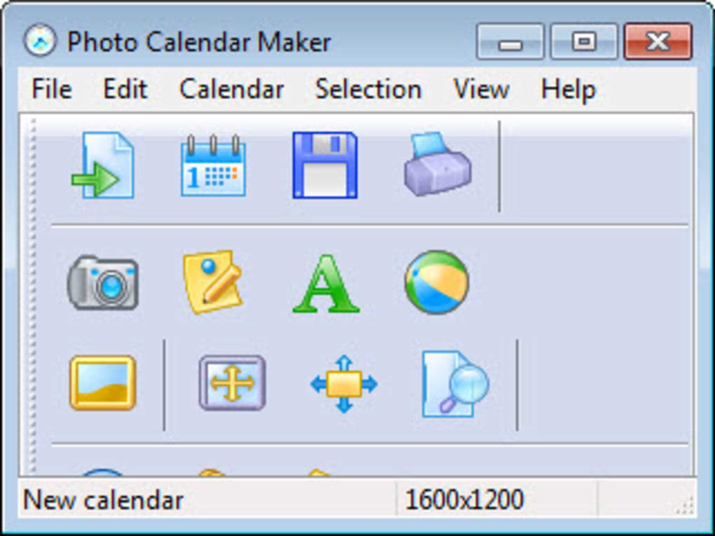photo calendar maker download