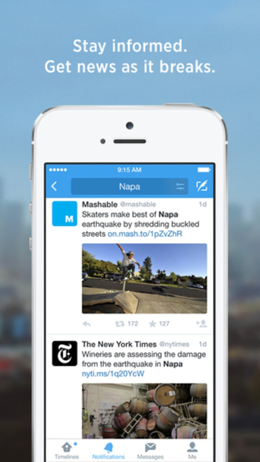 Twitter for iPhone - Download