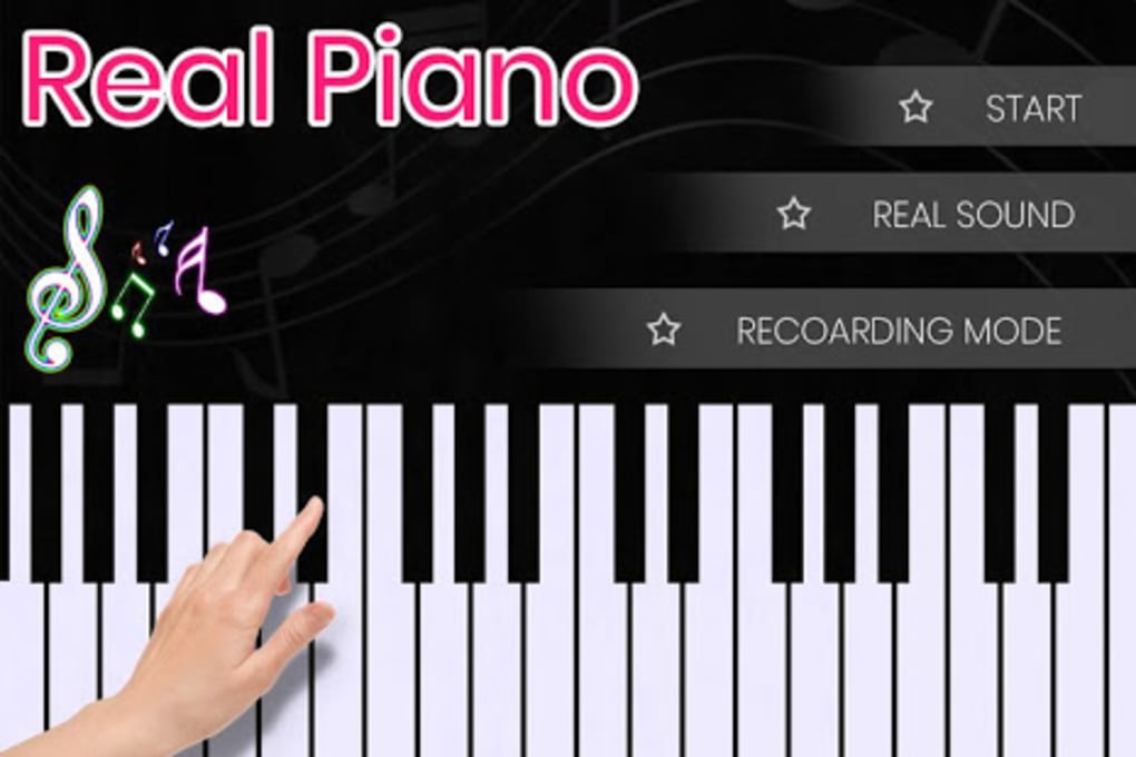 Real Piano Piano keyboard 2018 for Android - Download