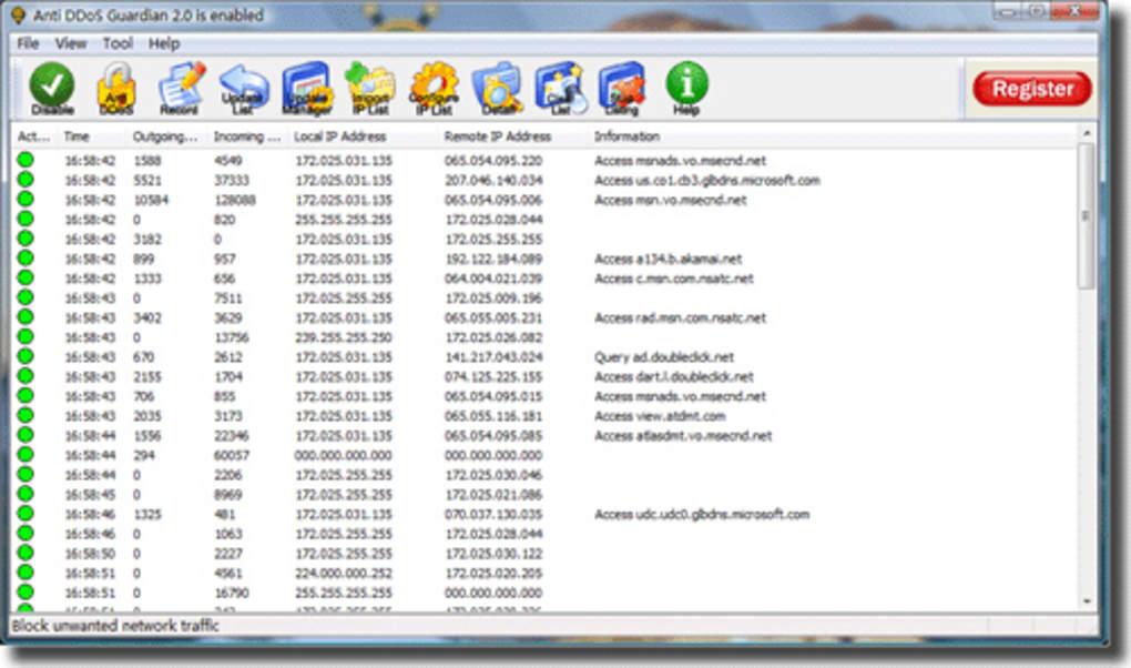 Anti DDoS Guardian - Download