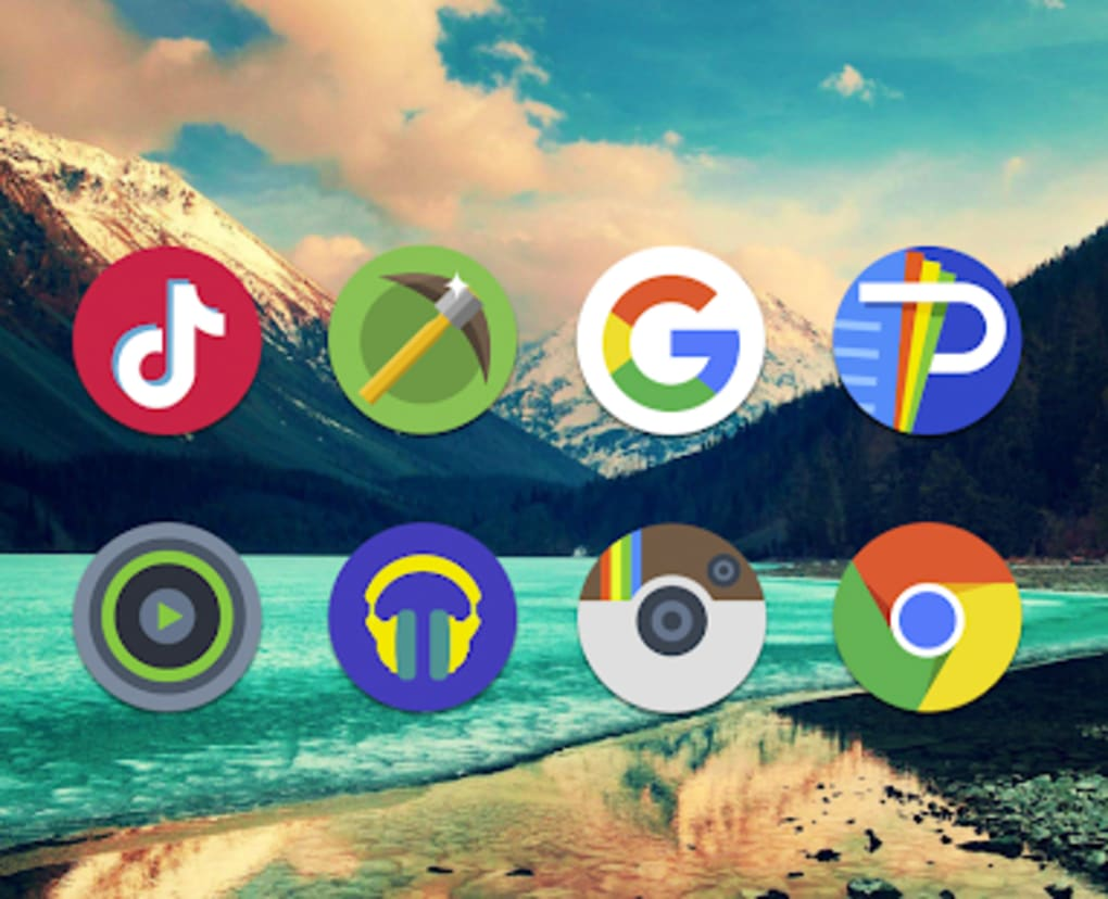 Android Pie: Android Pie Icons Pack