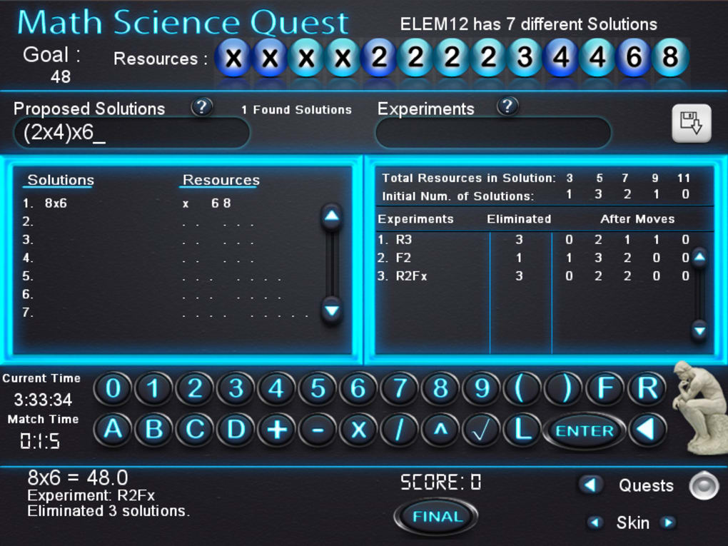 Math Science Quest - Download
