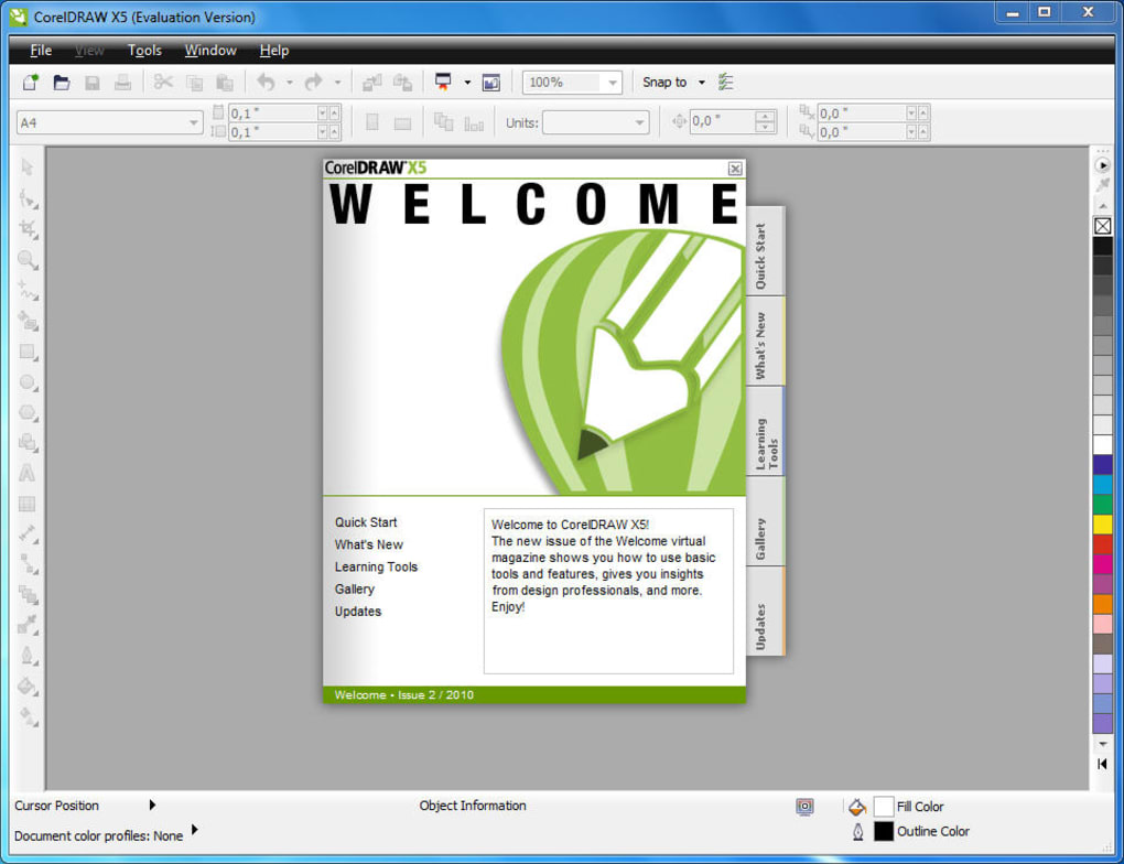 corel draw software free download for windows 7