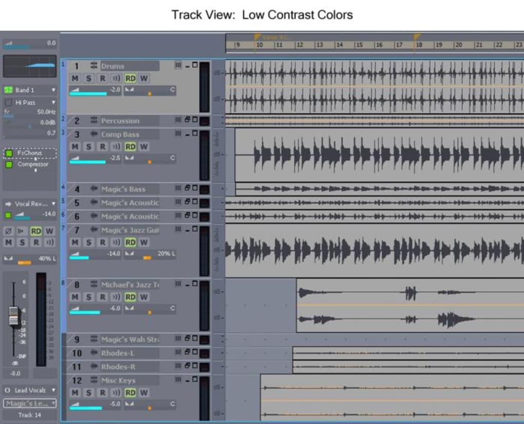 Sonar relaunches as 'cakewalk by bandlab': iconic daw now free to.