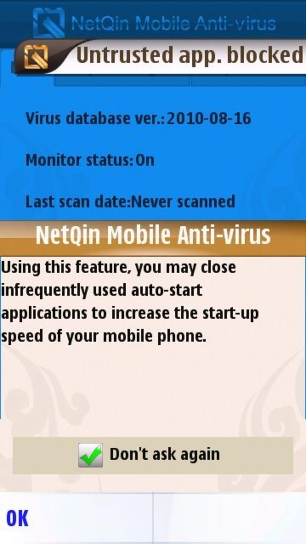 netqin antivirus nokia e71