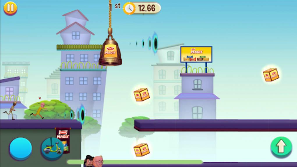 Motu Patlu Game for Android - Download