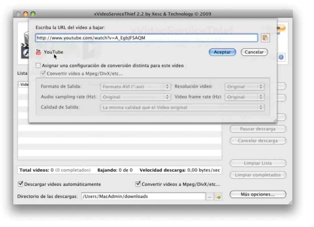XVIDEOSERVICETHIEF 2 ALPHA GRATUIT TÉLÉCHARGER 1.8