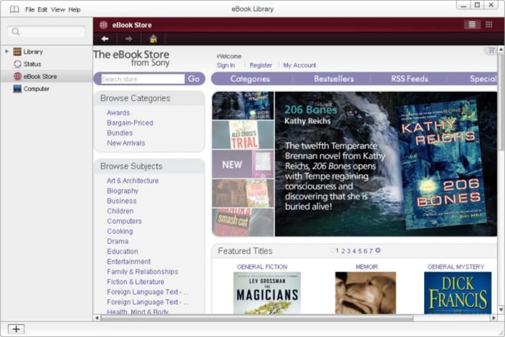 Ebook library software download prs fandeluxe Image collections