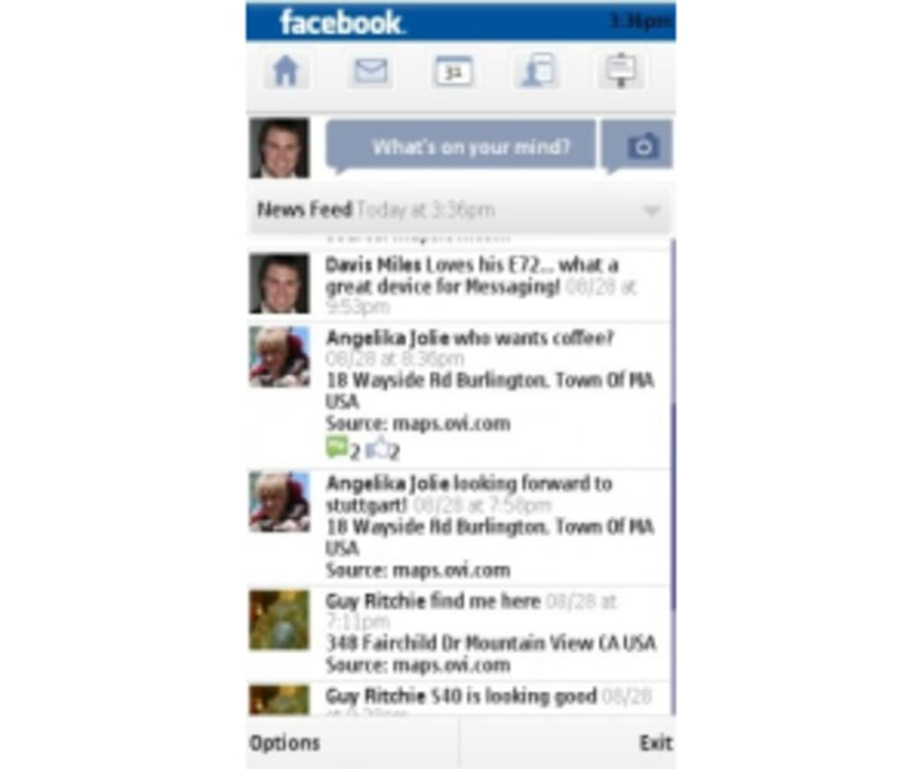 download nokia messaging for social network e63