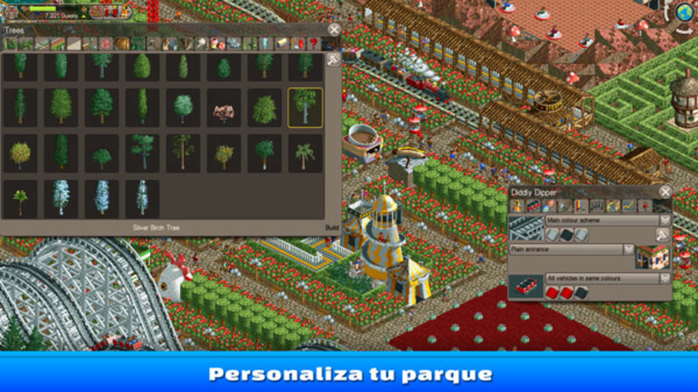 RollerCoaster Tycoon Classic - Download