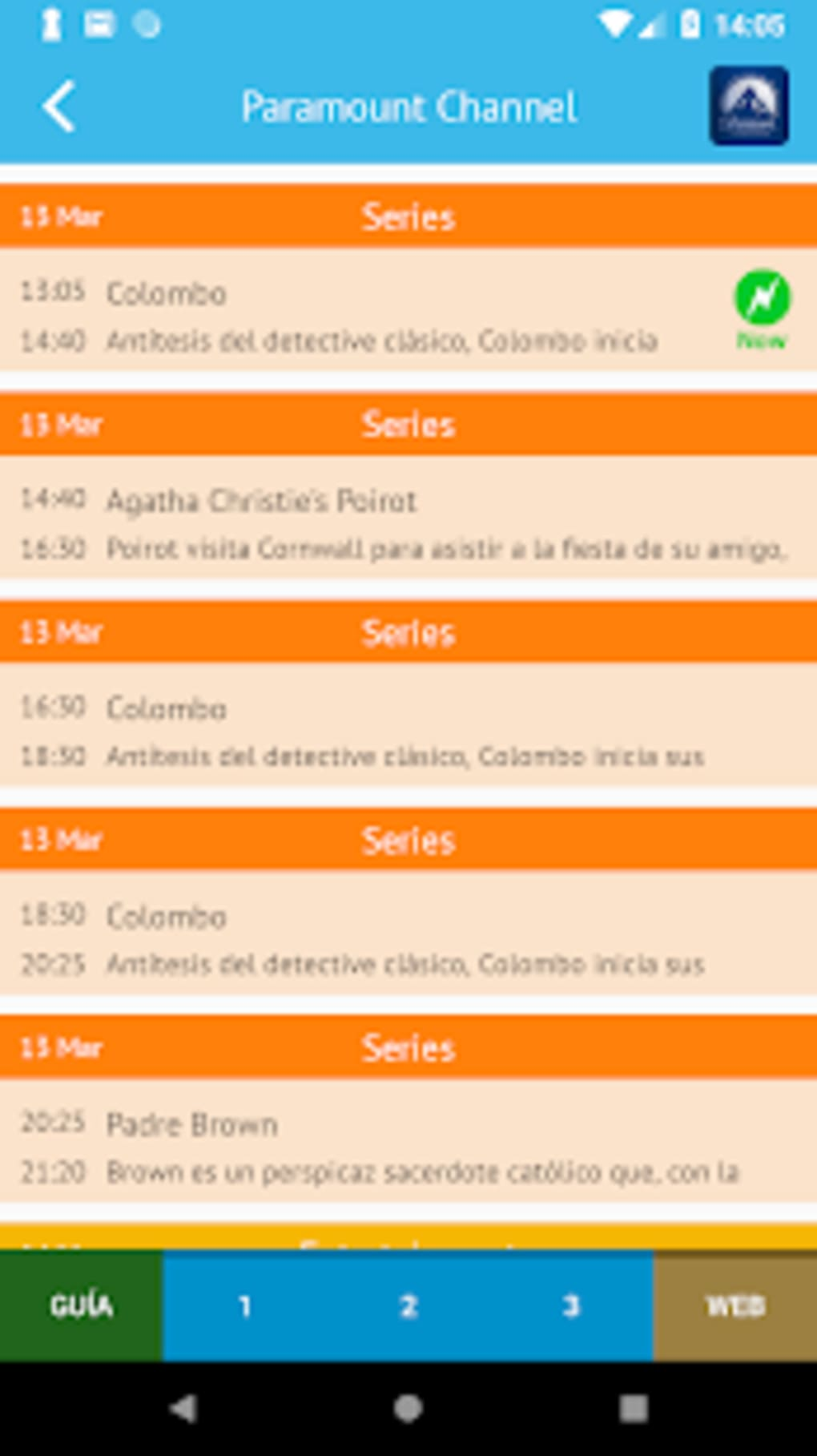 Spain Television Channels - Watch Spanish Live TV para Android