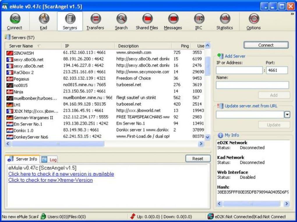 emule v1 2 gratis