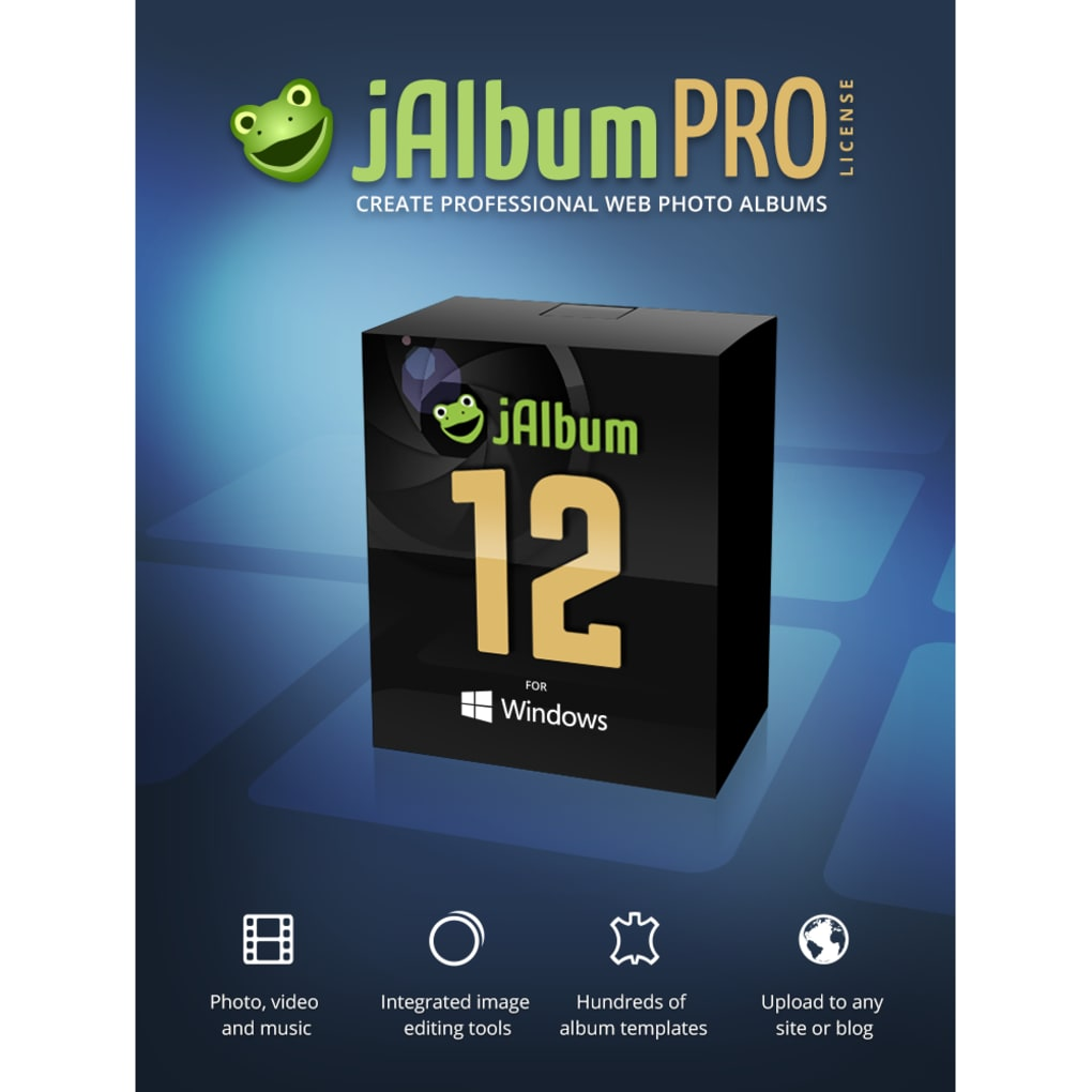 jAlbum - Download