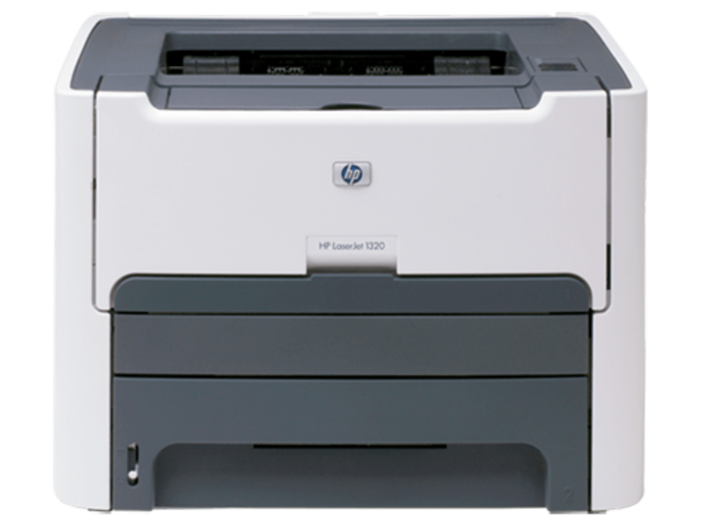 HP LaserJet 1320 Printer drivers - Download