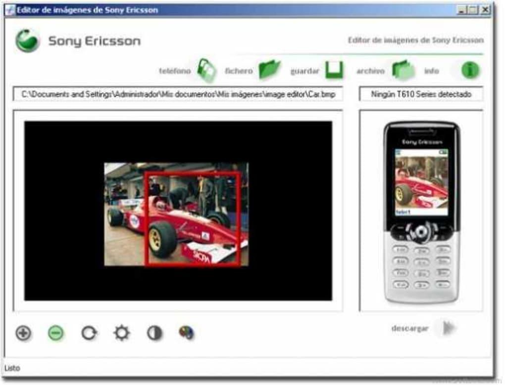 photo editor java mobile softwer