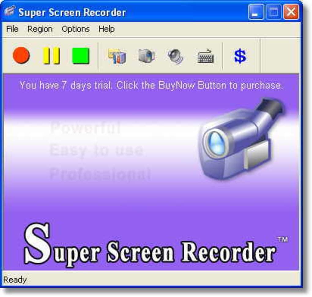 Super Screen Recorder