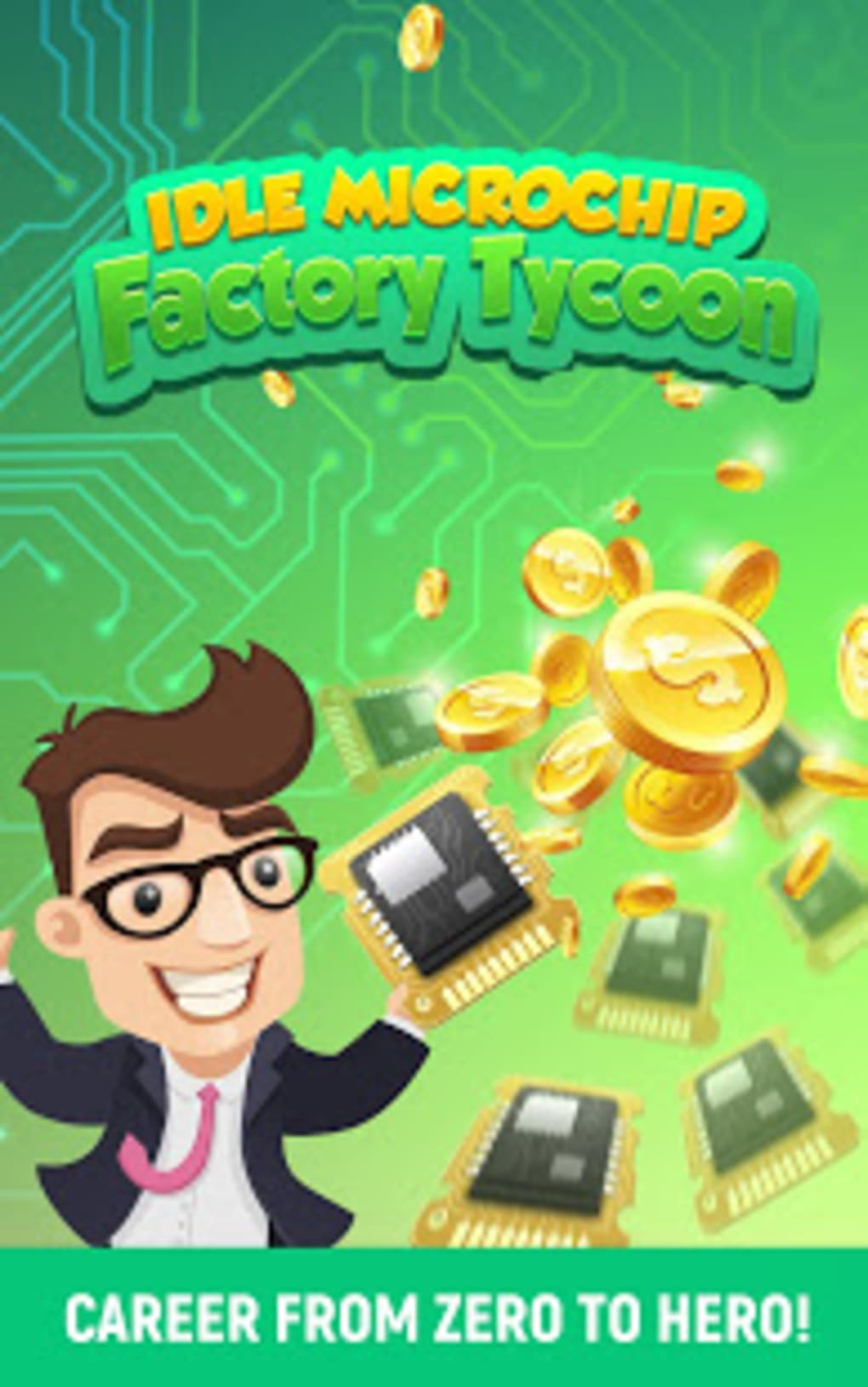 Idle Microchip Factory Tycoon for Android - Download