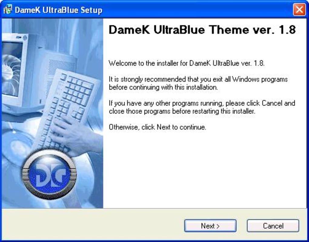 damek ultra blue