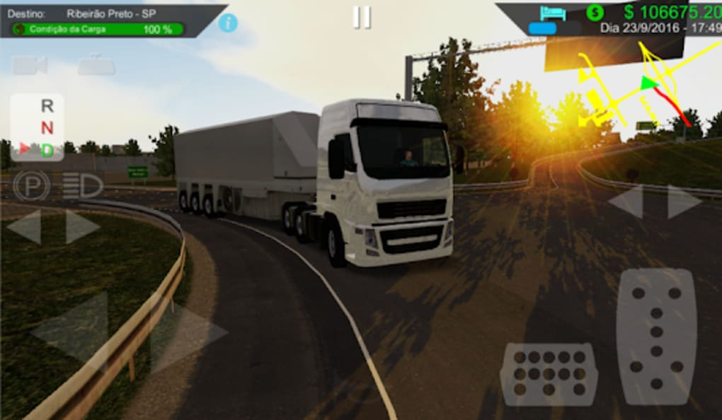 Heavy Truck Simulator for Android - Download
