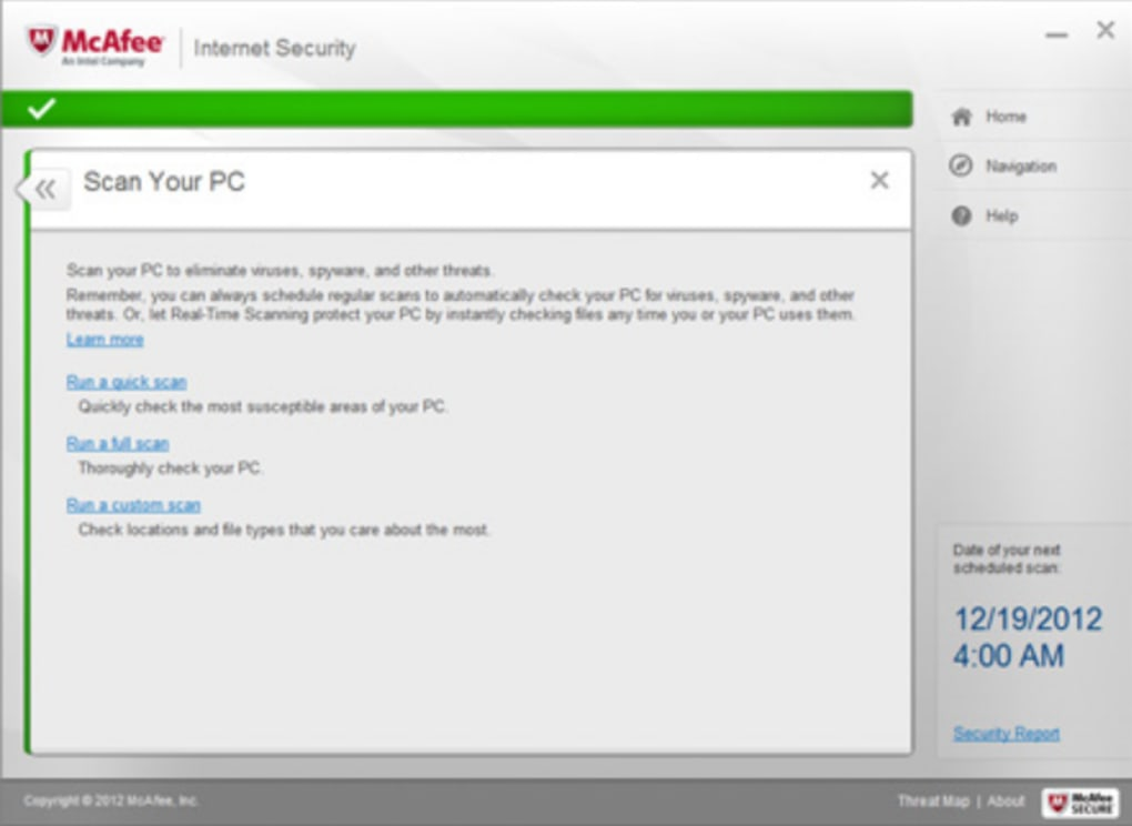 McAfee Internet Security Suite - Download