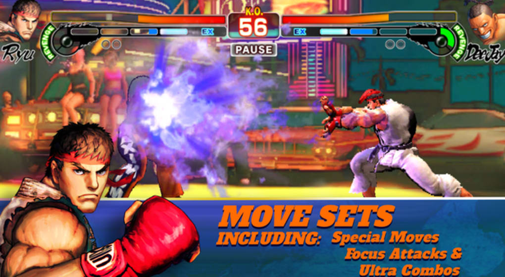 Super street fighter 4 psp iso free download