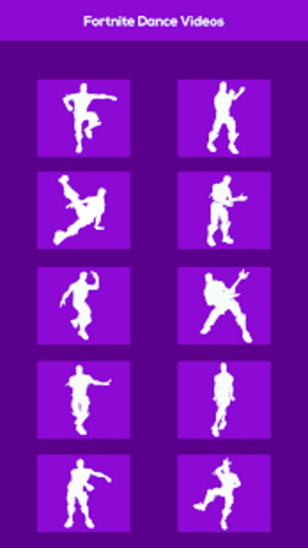 New Fortnite Dance Emotes Videos For Android Download