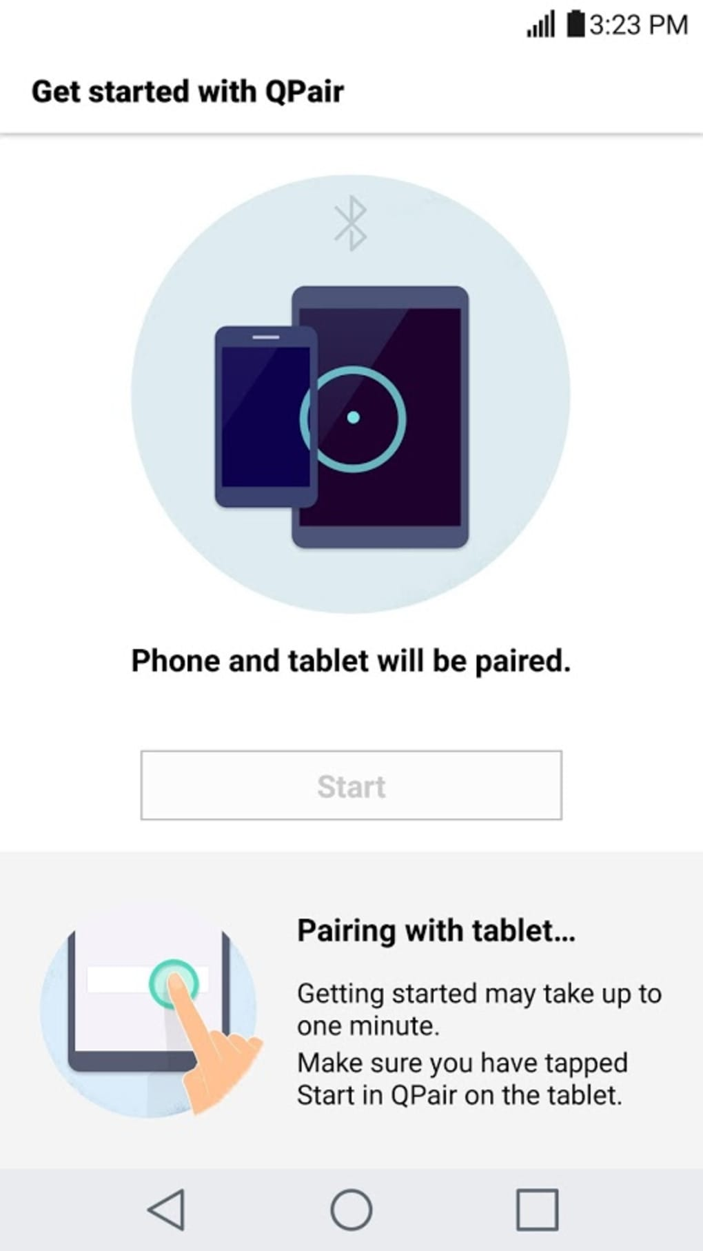 LG QPair for Android - Download
