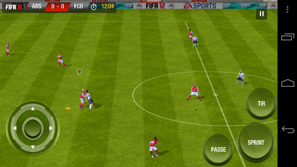 FIFA KORA TÉLÉCHARGER 2012 JEUX