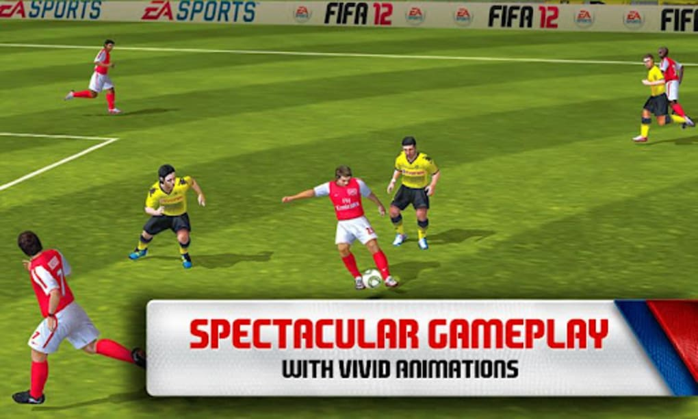 The ultimate soccer game for your Android phone
