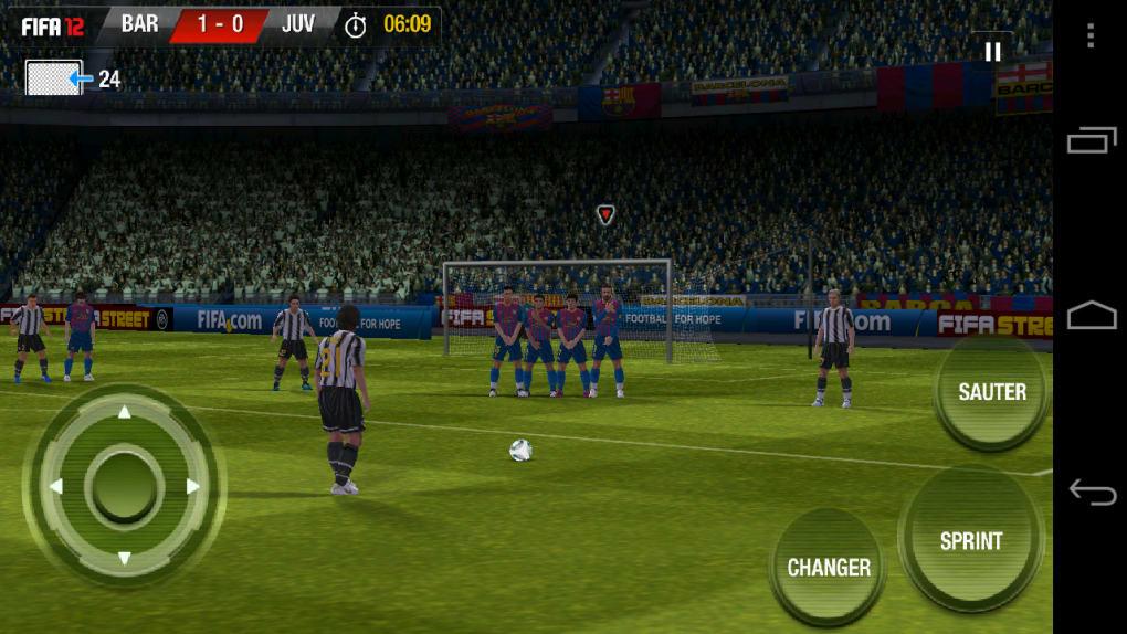 KORA 2012 FIFA JEUX TÉLÉCHARGER