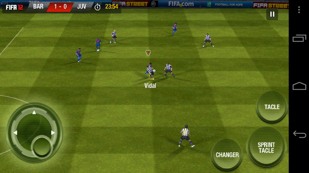 fifa 10 android 2.3 free download