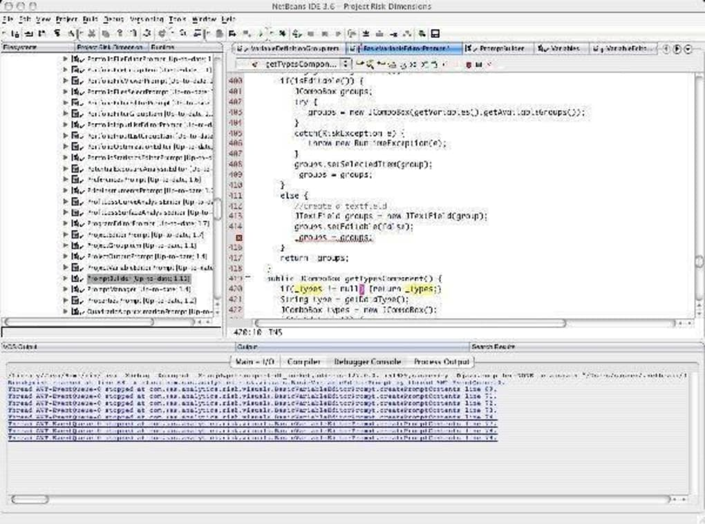 NetBeans for Mac - Download