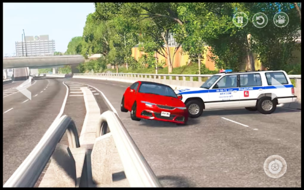 Police Car Real Crime City Driving Simulation 3D for Android - Download