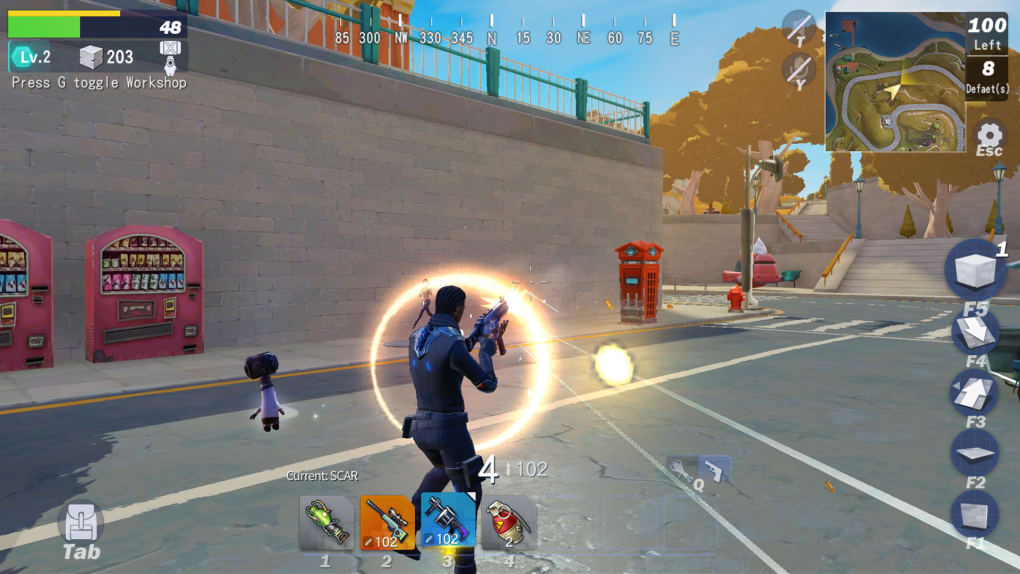 descargar creative destruction para pc