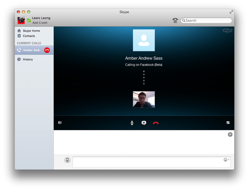 skype a to pro macbook on how
