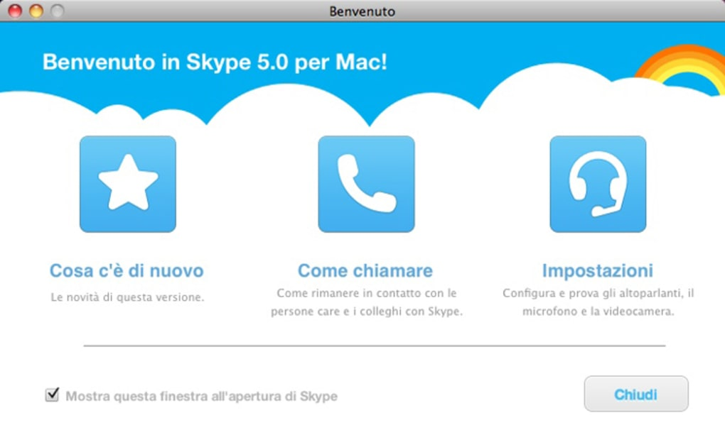 Skype per desktop è tutto nuovo | Download