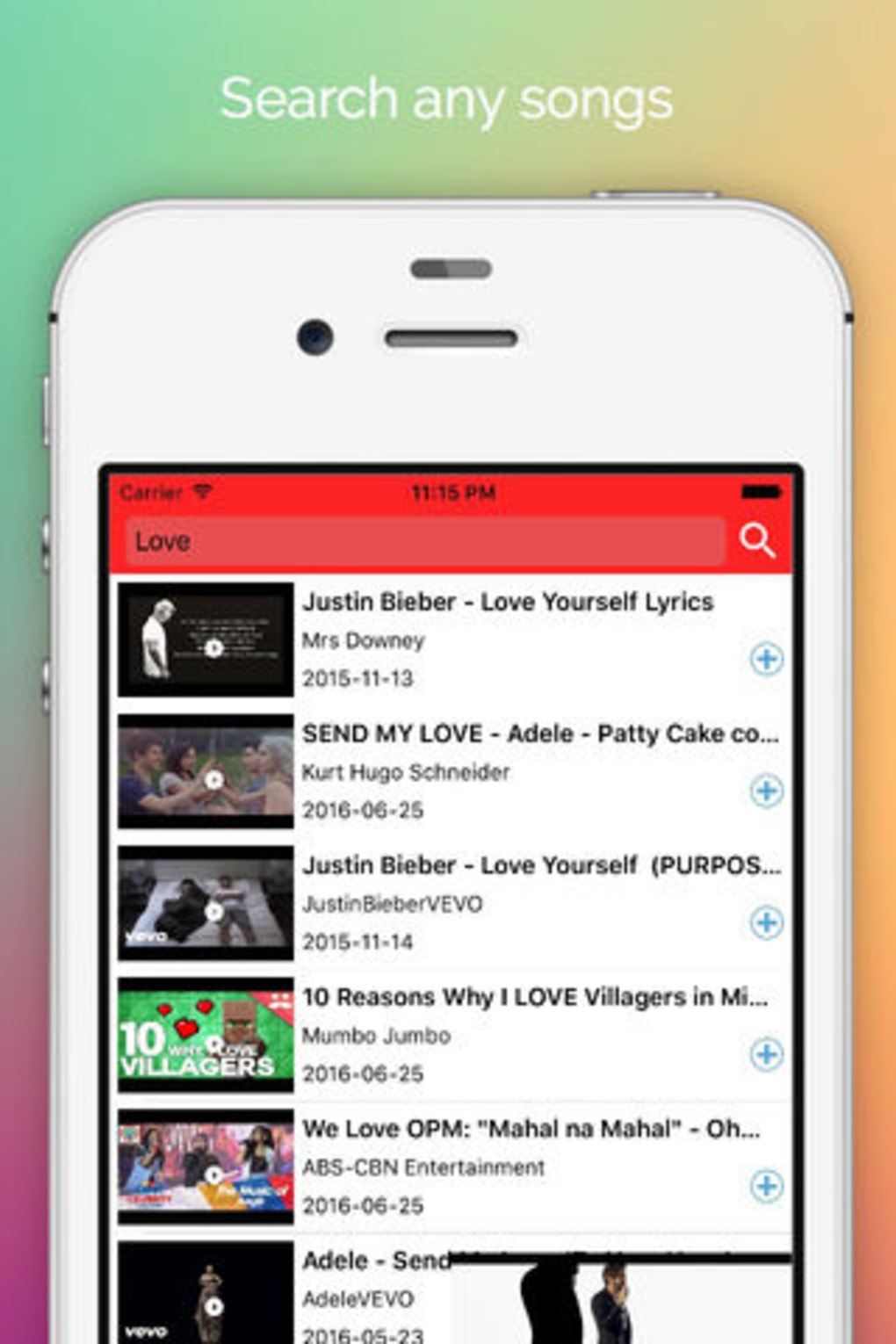 SnapTube BG - Video Streamer for iPhone - Download