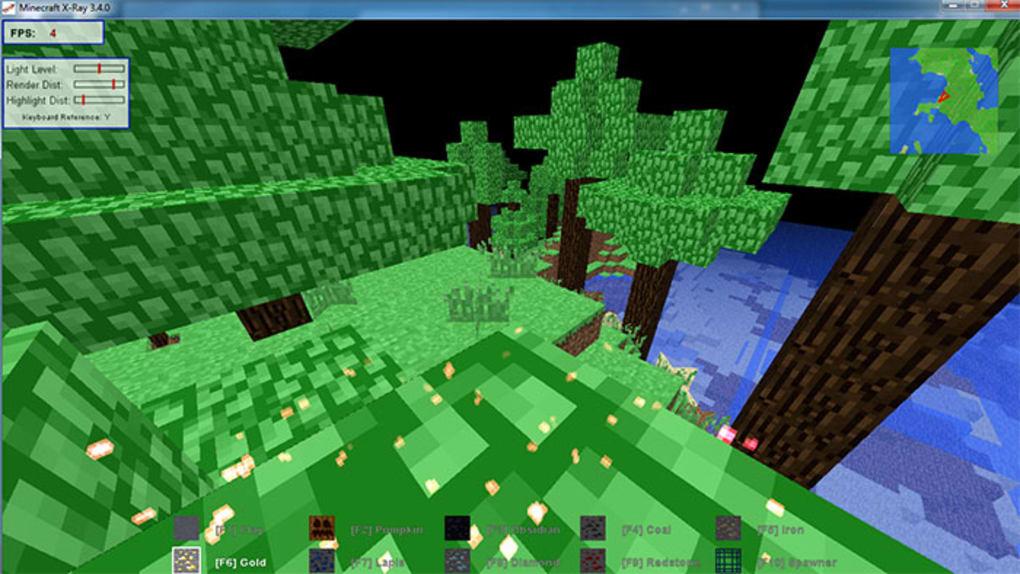 Minecraft XRay Download - Minecraft online spielen kostenlos download chip