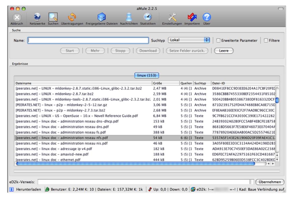 amule 2.2.6 mac