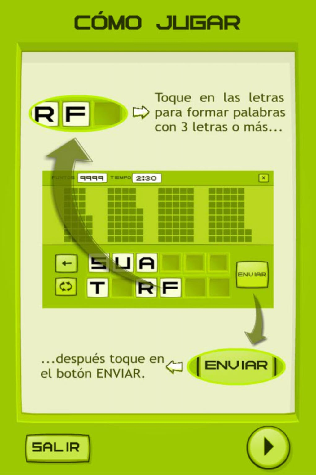 Letroca para Android - Descargar