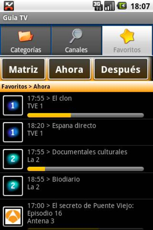 Guia Tv Para Android Descargar